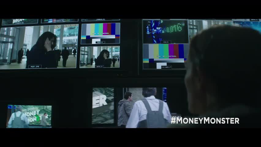"EXCLUSIVE: Clip - ""Money Monster"""
