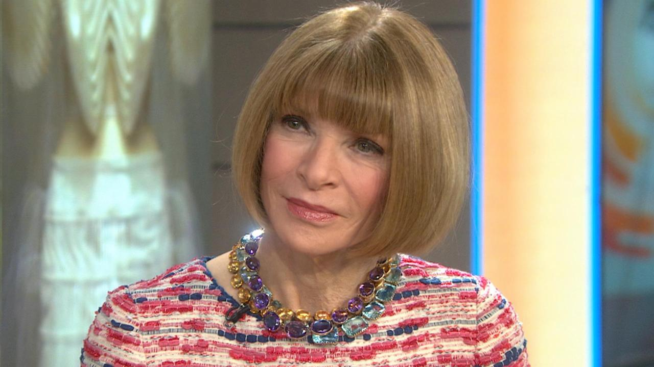 Anna Wintour reveals new look for Taylor Swift in Vogue, talks Met Gala film