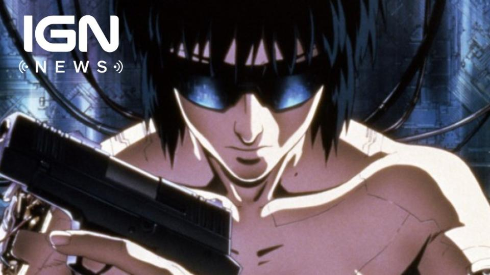 First Look at Scarlett Johansson in 'Ghost in the Shell'