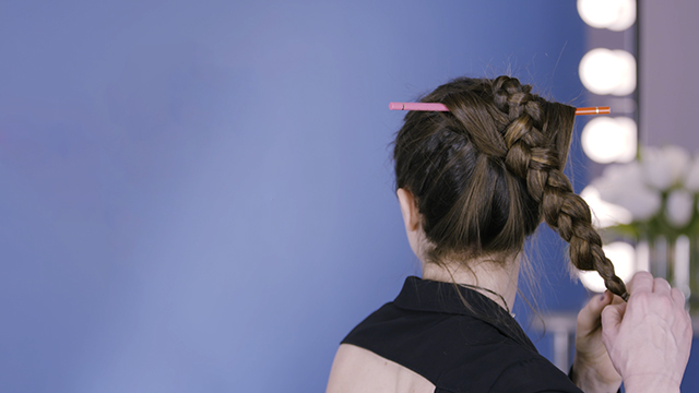 7 Hairstyling Hacks Using a Pencil