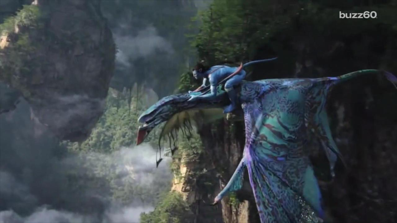 "James Cameron is Making FOUR ""Avatar"" Sequels, Not Three"
