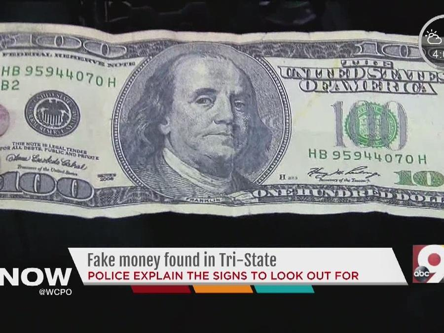 Fake money found in Tri-State