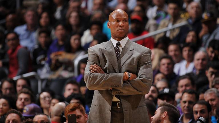 Kobe's Out, Will Lakers Fire Byron Scott?