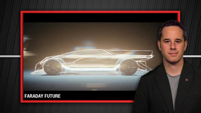 Faraday Future Moves In On Tesla's Territory | Autoblog Minute