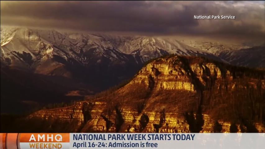 National Park Week