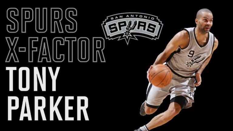 Why Tony Parker is the Playoff X-factor for the San Antonio Spurs