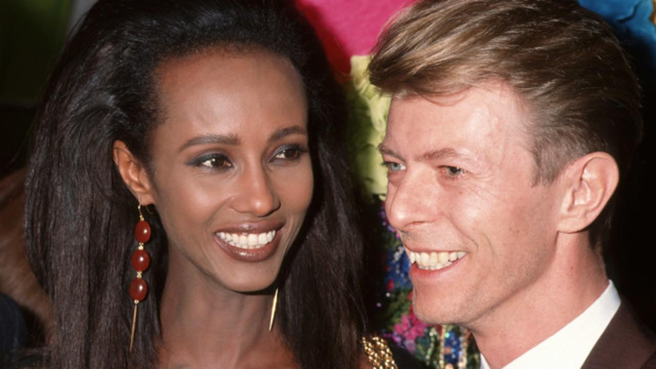 Iman Reveals The Secret To Her Long-lasting Marriage To