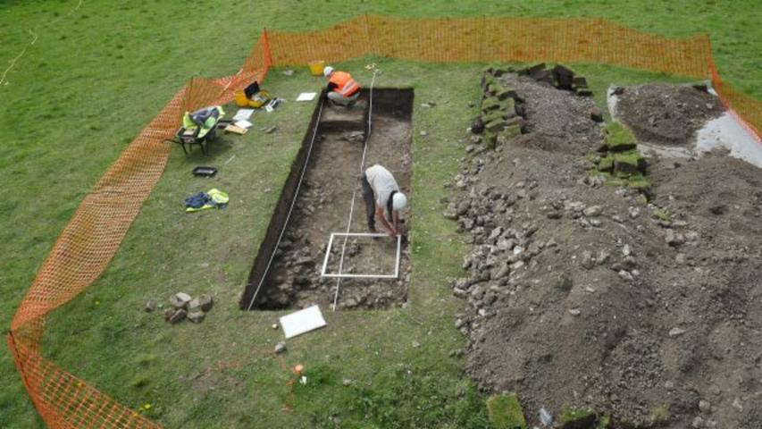 Home Renovation Leads to Accidental Discovery of a Rare Roman Villa