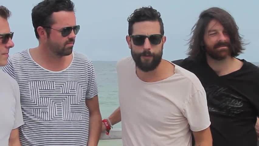 Old Dominion talks to #KanvasLive at Tortuga Music Festival