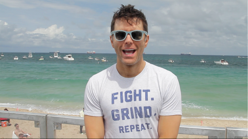Bobby Bones talks to #KanvasLive at Tortuga Music Festival