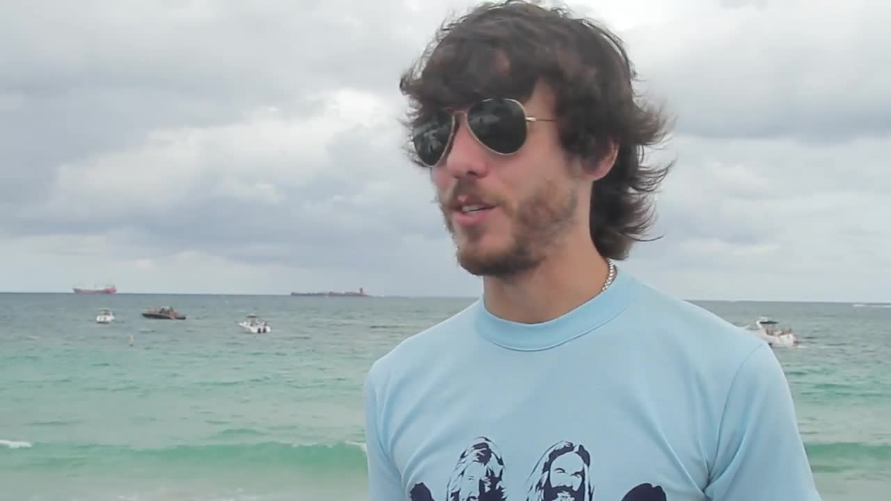 Chris Janson talks to #KanvasLive at Tortuga Music Festival