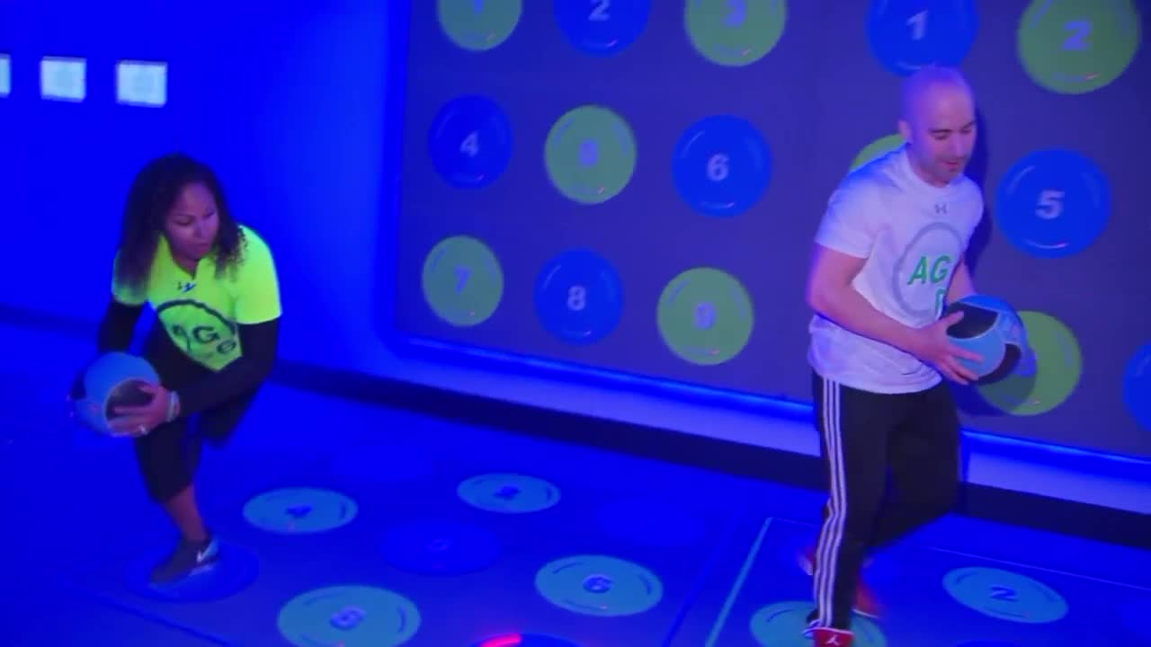 High-Tech Workout Claims to Burn Up to 1,000 Calories