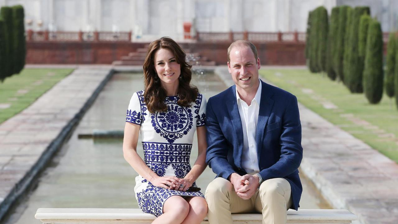 See Prince William and Kate's best moments in India, Bhutan: Taj Mahal, more