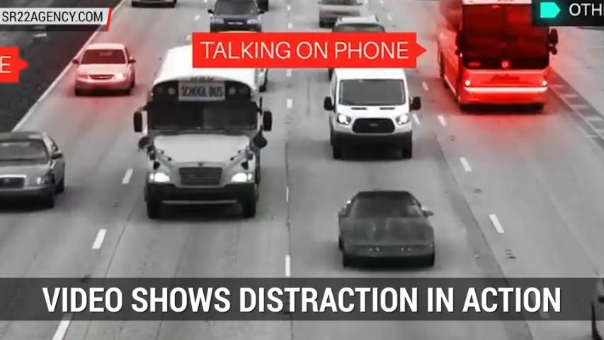 Video Shows Distracted Driving In Action | Autoblog Minute