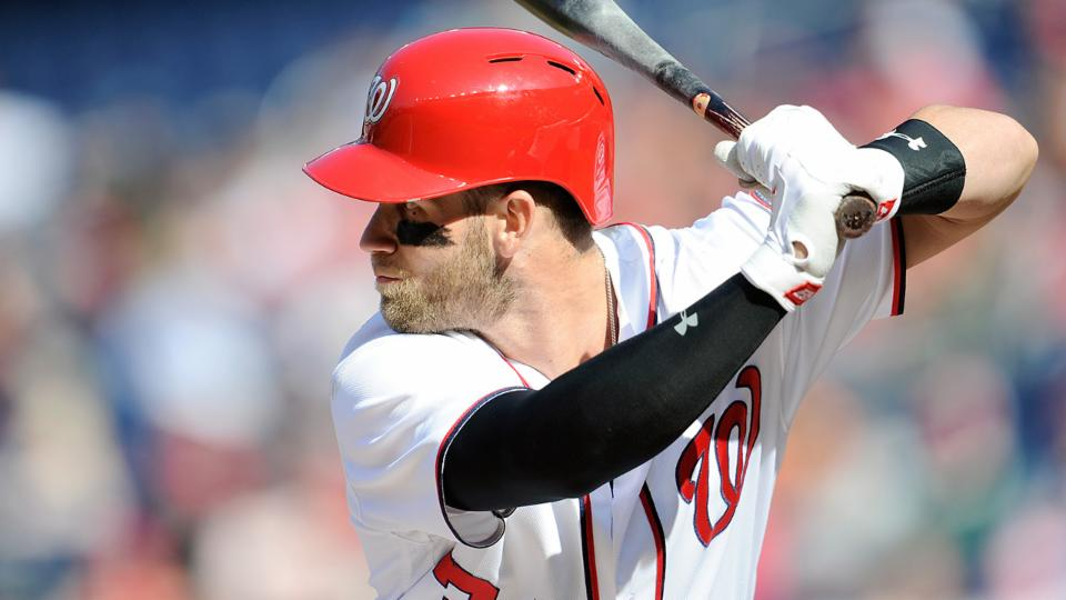 Bryce Harper is the key to Nationals strong start