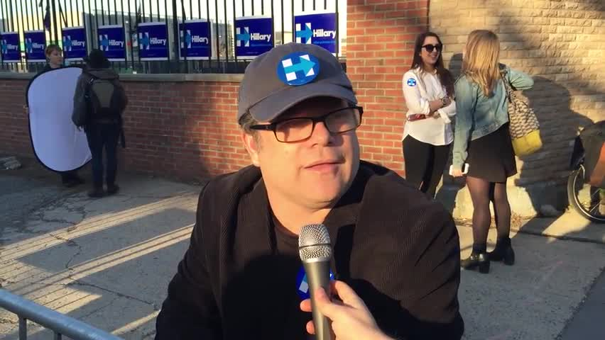 Sean Astin speaks out on Clinton support: I trust Hillary