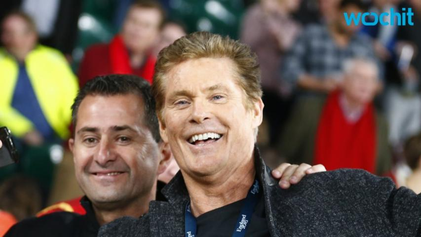 David Hasselhoff Is Sick of Paying Alimony to Ex-Wife