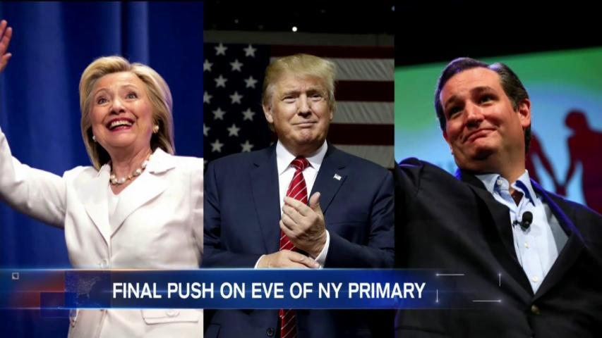 NBC News Poll: Leading Candidates Trail in Favorability Ratings