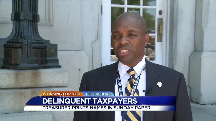 Newspaper Facing Backlash For Naming People Who Owe Back Taxes