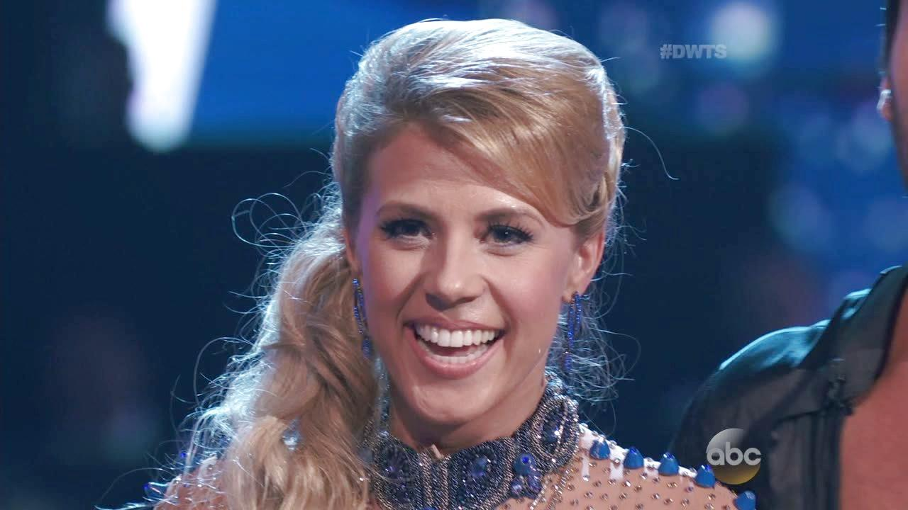 Jodie Sweetin's Paso is Full of Attack