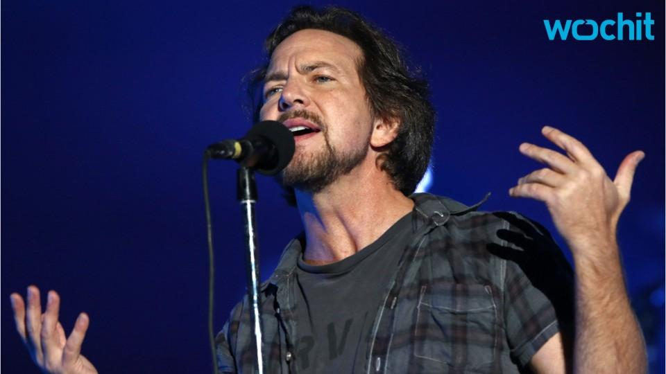 Pearl Jam Cancel its North Carolina Show in Opposition to Anti-LGBT Law