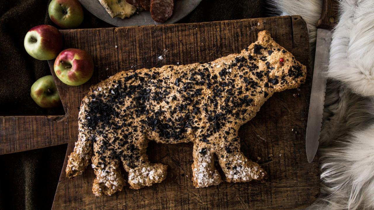 Game of Thrones DIREWOLF BREAD | How to Bake It