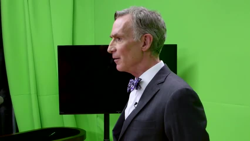 Bill Nye Challenges Climate Change Denier With $20,000 Bet
