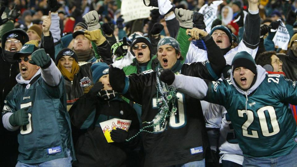 History of Philadelphia sports fans' bad behavior