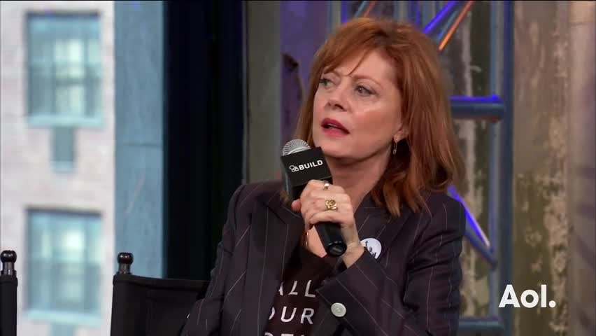 "Susan Sarandon Discusses Her Oscar Nomination For ""Thelma & Louise"" And Signing Beyonce In ""The Meddler"""