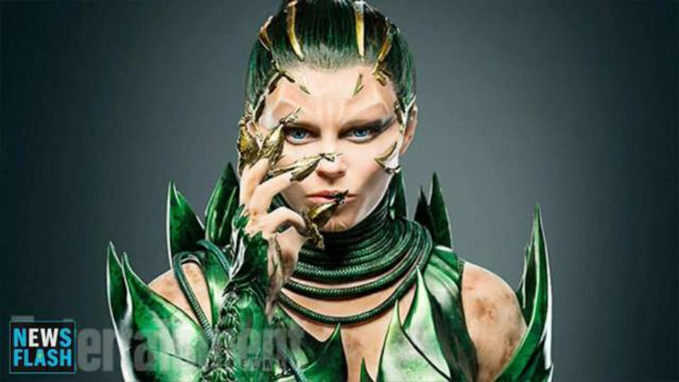 See Elizabeth Banks as Rita Repulsa in Upcoming Power Rangers Reboot