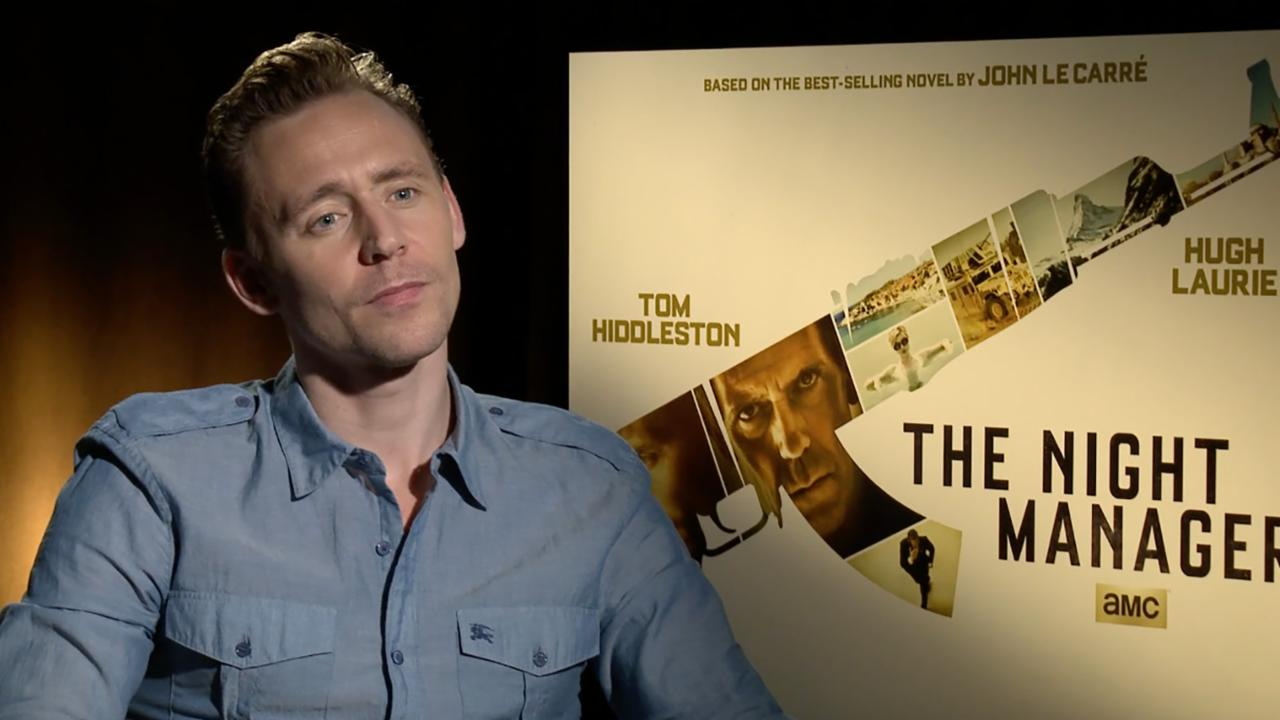 Tom Hiddleston On 'The Night Manager' & Presenting At The ACMs