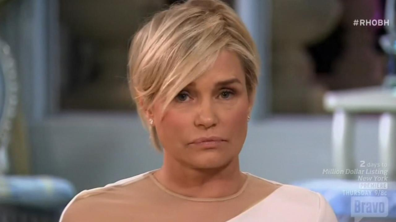 Yolanda Hadid Walks out of 'Housewives' Reunion