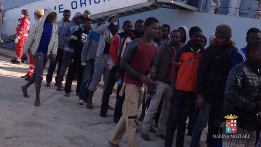 As Many as 500 Migrants Feared Dead in Mediterranean Shipwreck