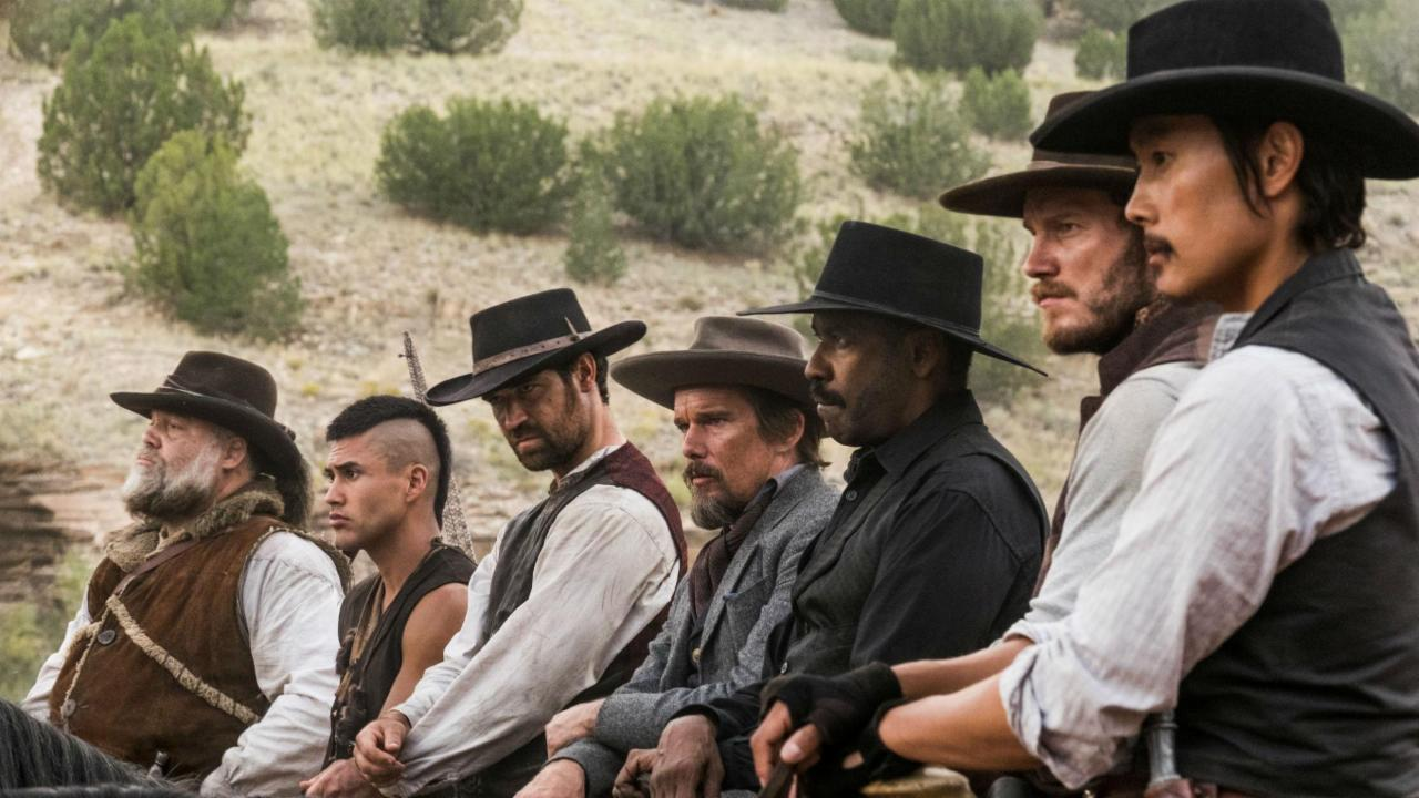 'The Magnificent Seven' (2016) Trailer