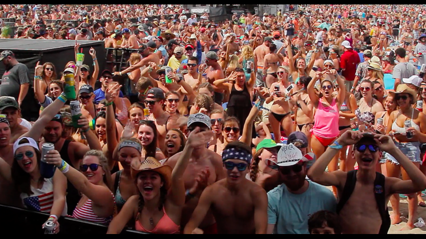 #KanvasLive at Tortuga Music Festival: A look inside the beach-side country music festival