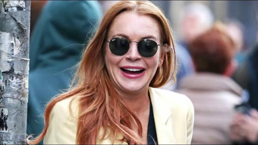 Lindsay Lohan is Reportedly Converting to Islam