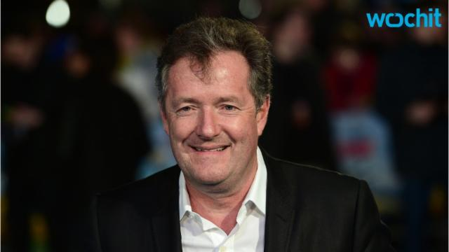 Piers Morgan Criticizes The Beckham's Parenting Style