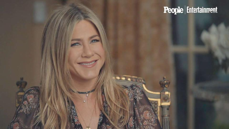 When Does Jennifer Aniston Feel Sexiest?