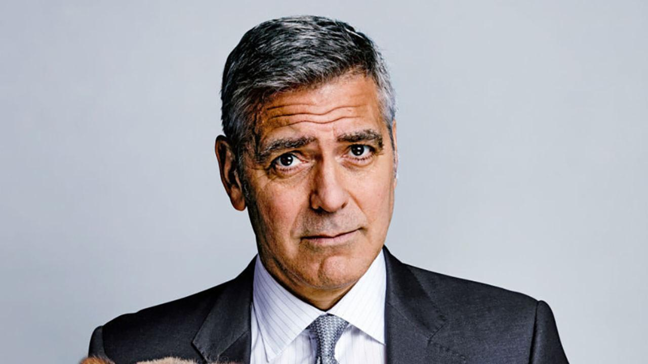 "George Clooney Gushes Over ""The Love of My Life"" Amal Clooney"