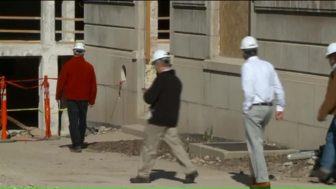 Construction Workers Find Possible Burial Ground in Utah