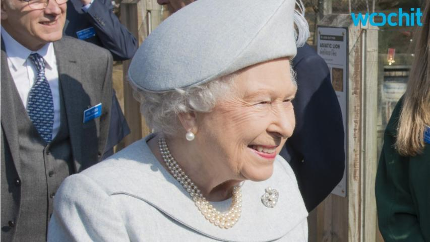 Happy Birthday Queen Elizabeth!
