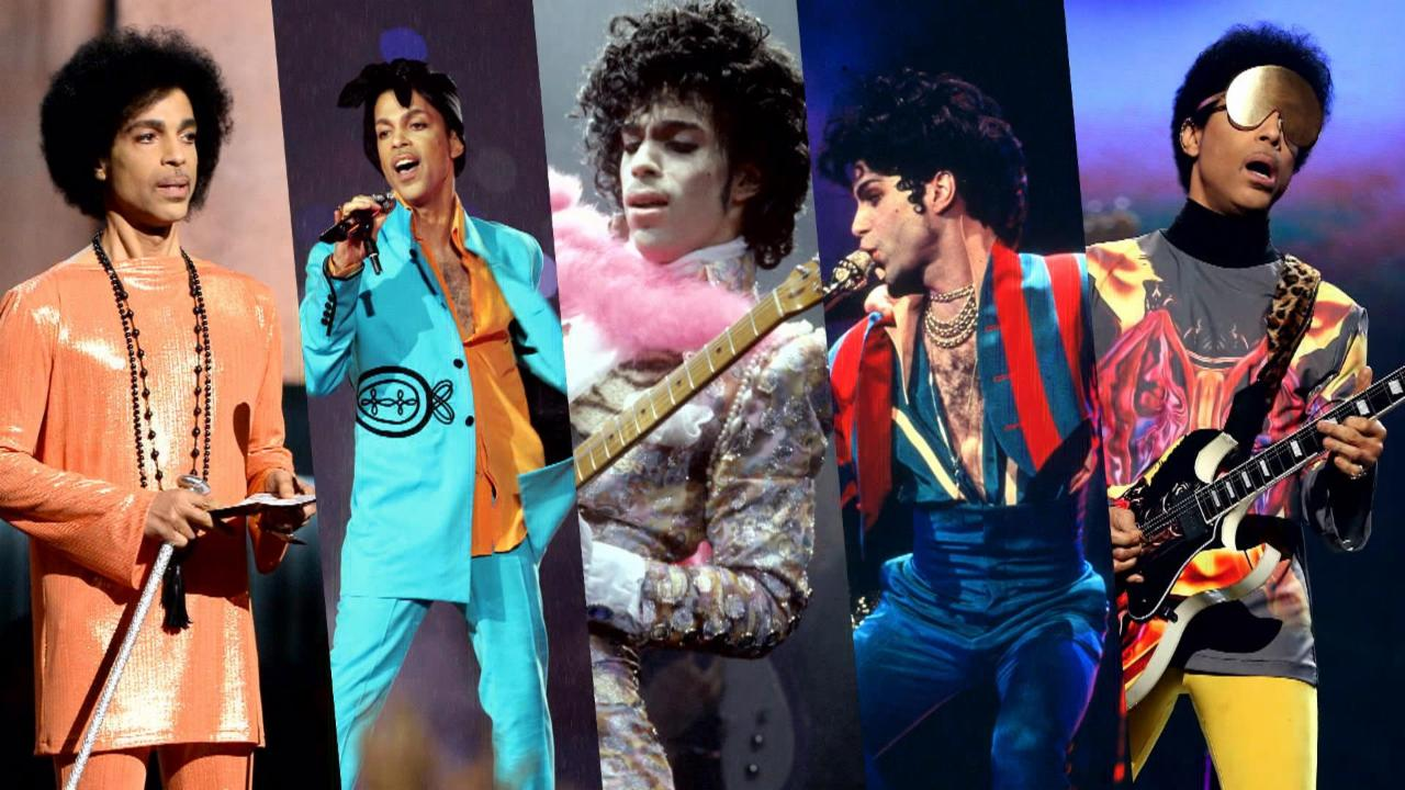 Prince broke boundaries in the fashion world too