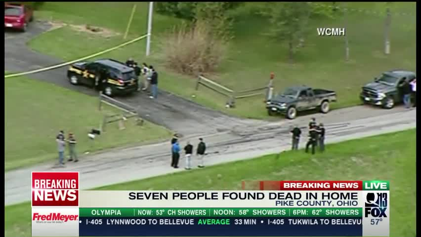 Authorities Investigating Deaths of 7 Family Members in Ohio