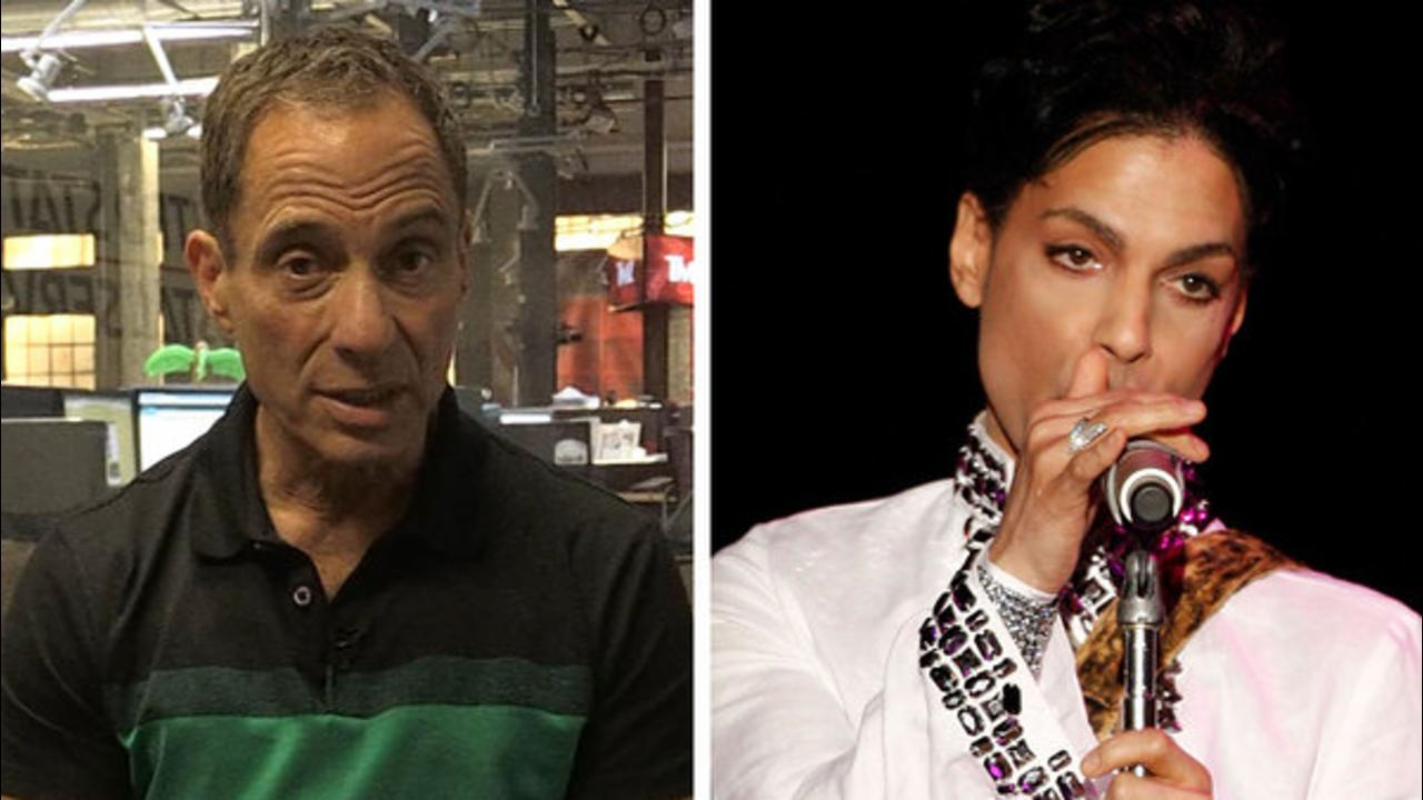 Prince -- Percocet Triggered OD Days Before Death