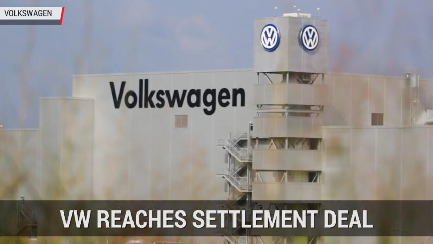 VW Reaches Tentative Settlement Agreement | Autoblog Minute