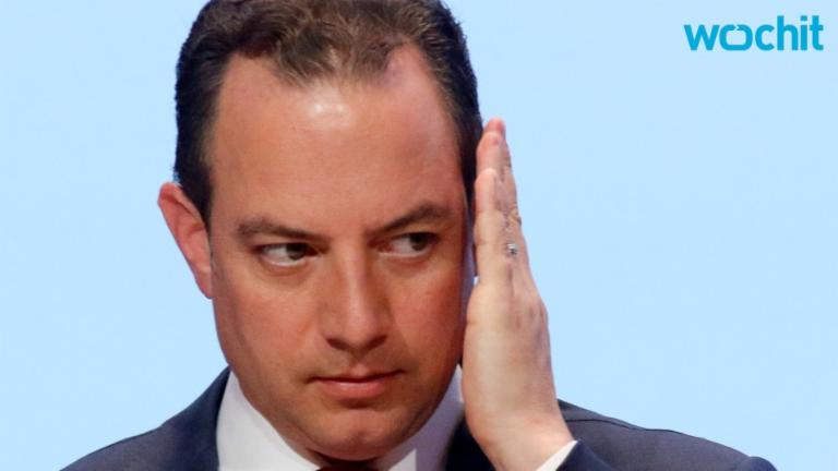 Priebus Warns Republicans to Show Unity--Or Else