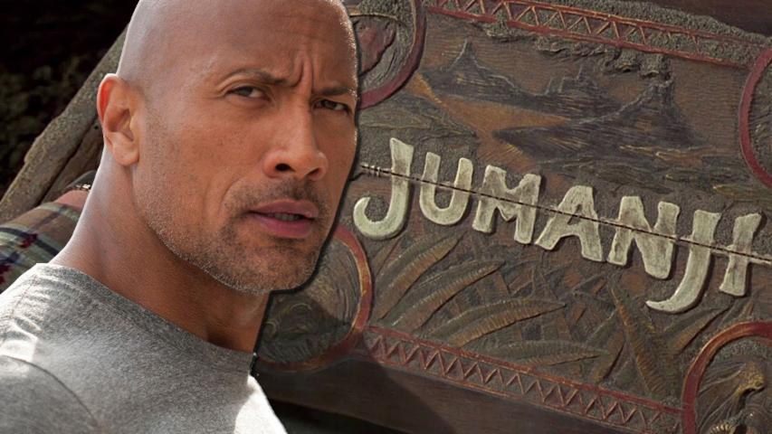 Image result for Dwayne Johnson Wanted To Be 'Respectful' Of Robin Williams In New Jumanji Film