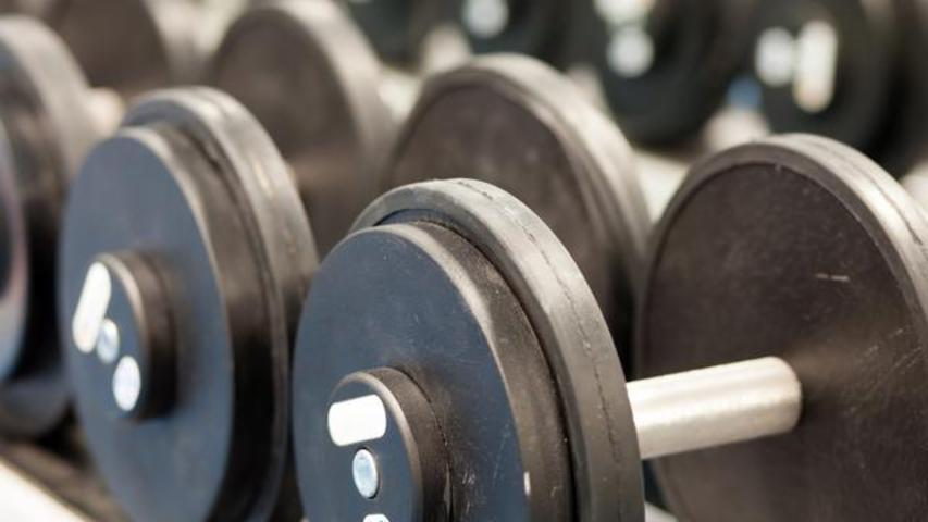 Study: Strength Training May Help The Elderly Live Longer