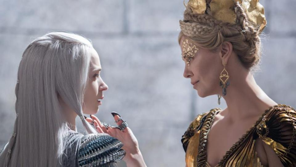 New Movies: Charlize Theron reprises role as Evil Queen