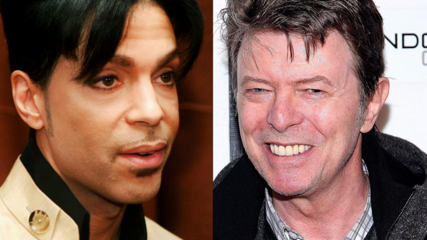 Prince, David Bowie, & More: Fallen Stars of 2016